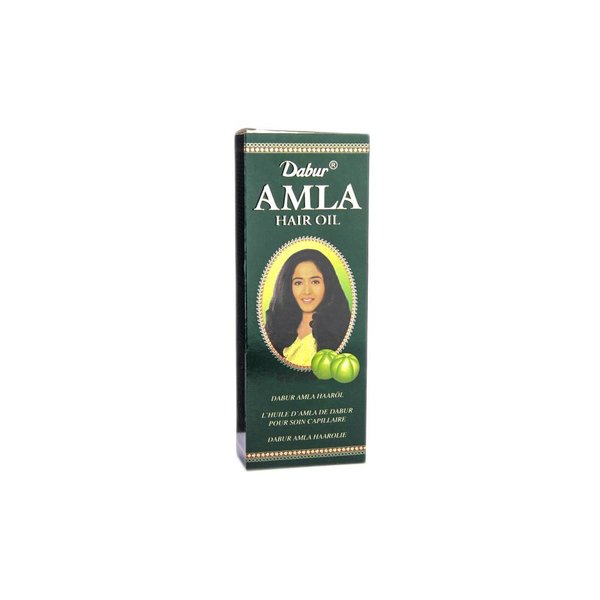 Dabur Dabur Amla Hair Oil For Long and Silky Hair!