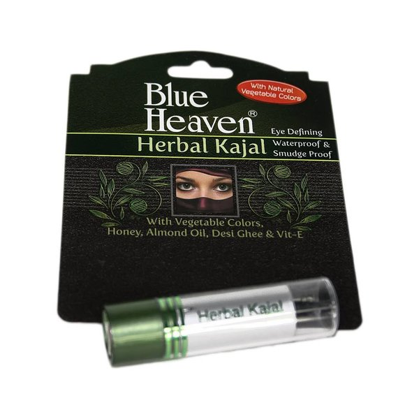 Blue Heaven Blue Heaven Kajal with herbs and ghee - Black (3.5 g)