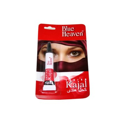Blue Heaven Liquid Blue Heaven Kajal Indian - Black (3.5 g)