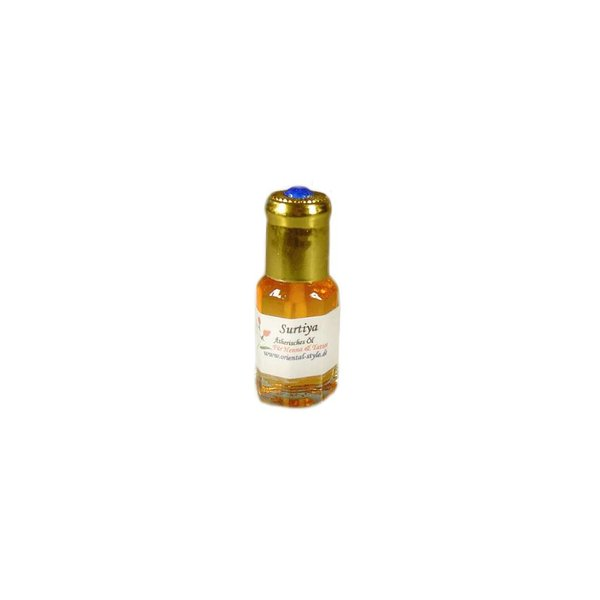 Surtiya - Essential Henna oil for Henna tattoos (6ml)