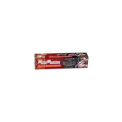 Milki Mumtaz Henna Tube - Black for henna tattoos (35)