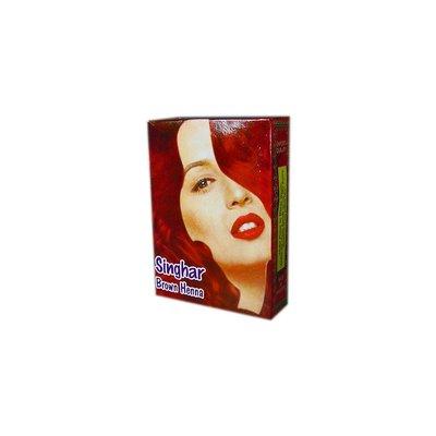 Singhar Henna Powder - Red-brown skin and hair (50g)