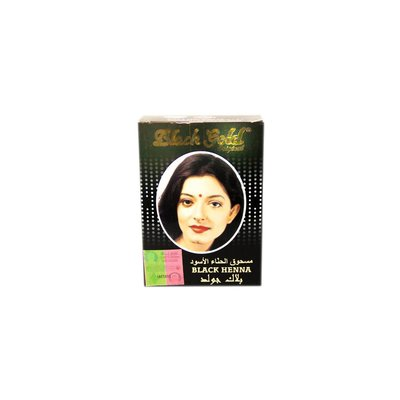 Black Henna Powder - Black Gold (60g)