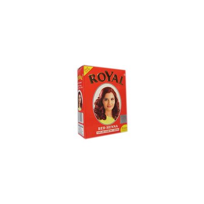 Royal Henna Powder - Red (60g)