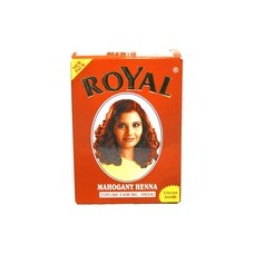 Royal Henna - Mahogany (60g)