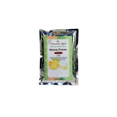 Pflanzenhaarfarbe mit Henna - Weinrot (100g)