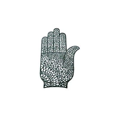 Self Henna Stencil - Hand