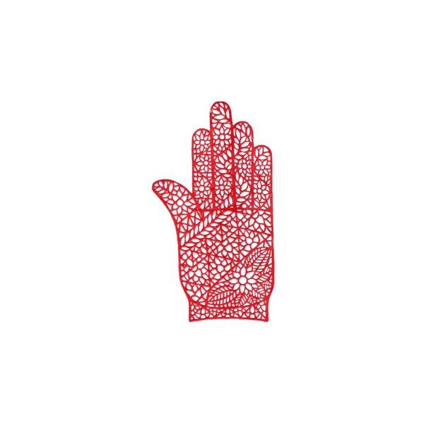 Self-adhesive Henna Stencil - Hand