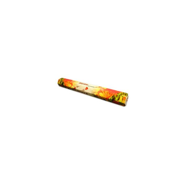 Dhawal Incense Incense sticks with Musk scent (20g)