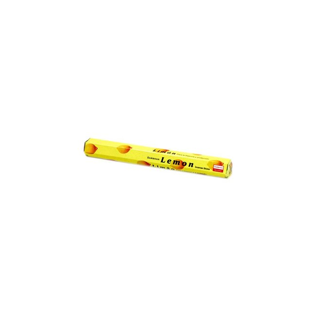 Darshan Incense sticks Lemon (20g)