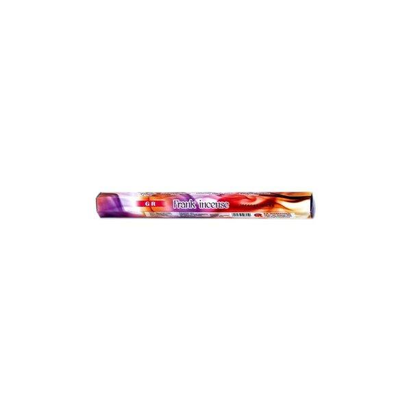 GR Incense Räucherstäbchen Franc Incense mit Blütendüften (20g)