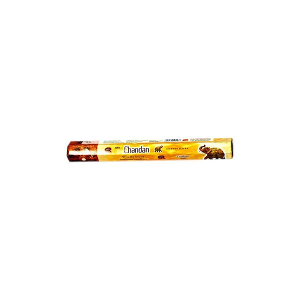 GR Incense Räucherstäbchen Chandan mit orientalischem Duft (20g)