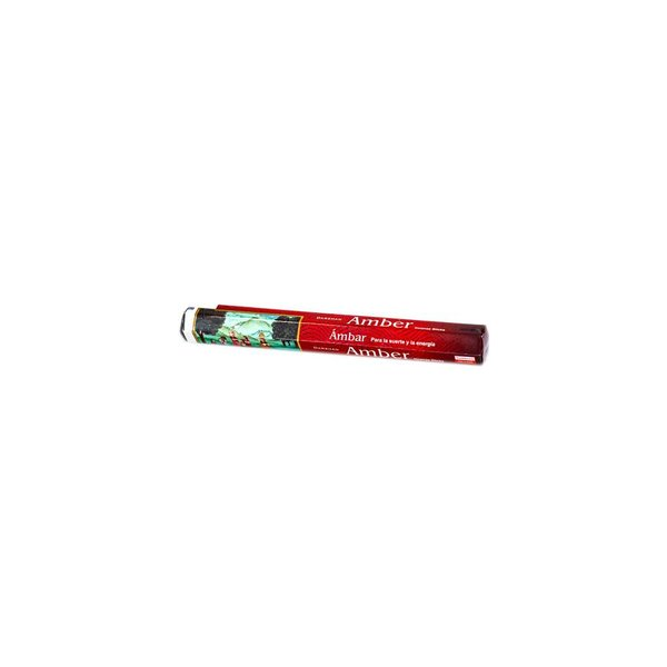 Darshan Incense sticks with Amber scent (20g)