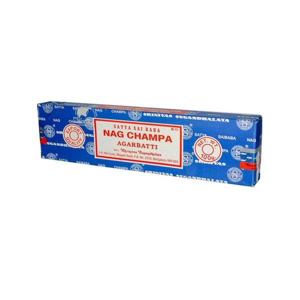 Goloka Incense sticks Satya Saibaba Nag Champa with Nag Champa scent