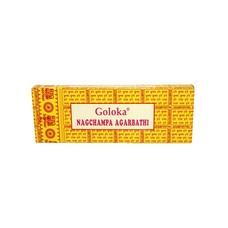 Satya Incense sticks Satya Saibaba Nag Champa Goloka (20g)