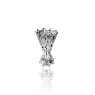 Mubkara - Large Incense Burner Silver