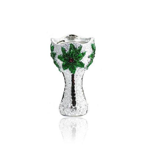 Mubkara - Räuchergefäß Silber