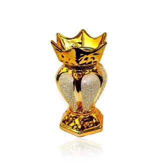 Mubkara - Incense Burner Ceramics Orient Gold