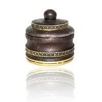 Mubkara - Räuchergefäß Keramik für Räuchern mit Bakhour - Dose