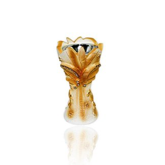 Mubkara - Incense Burner Ceramics Orient Palm