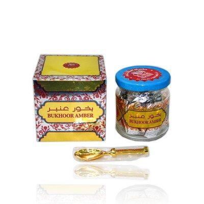 Al Halal Bakhoor Bakhour Amber Incense (50g)