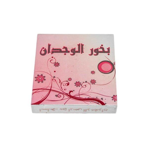 Ard Al Zaafaran Perfumes  Bakhour Wijdan Incense (40g)