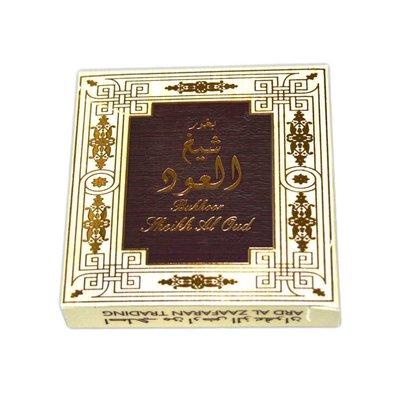 Ard Al Zaafaran Bakhour Sheikh Al Oud Incense (40g)