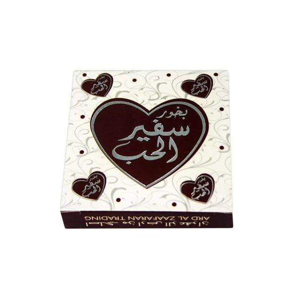 Ard Al Zaafaran Perfumes  Bakhour Safeer Al HubIncense (40g)