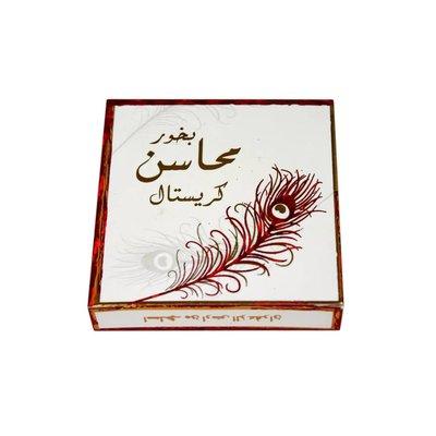 Ard Al Zaafaran Bakhour Mahasin Crystal Incense (40g)