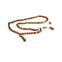 Tasbih Misbaha Gebetskette - Holz Rund