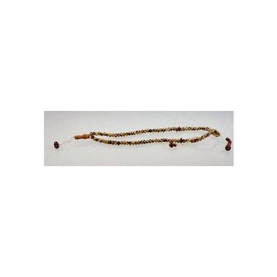 Tasbih Misbaha Gebetskette - Rund Marmoriert 31cm