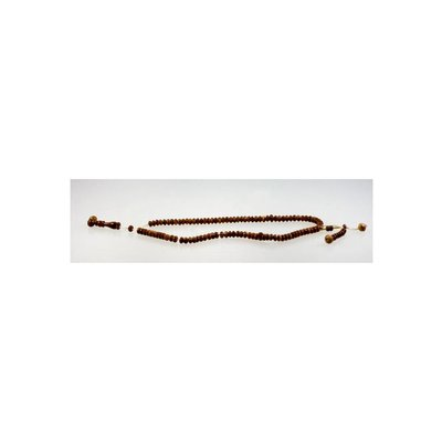 Misbaha Tasbih Prayer Beads - Wood Effect Beads 30cm