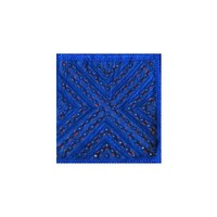 Wandteppich Wandbehang Orient in Blau