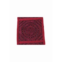 Tapestry wall hanging in Orient Dark Red