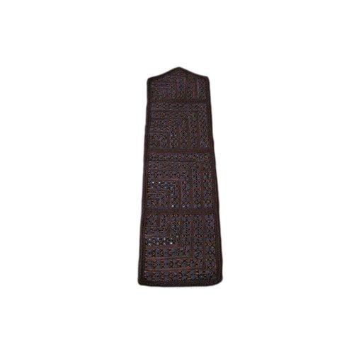 Wandteppich Oriental Schwarz
