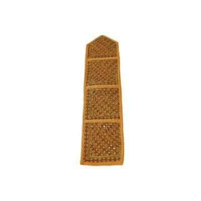 Wandteppich Wandbehang Orient in Gelb