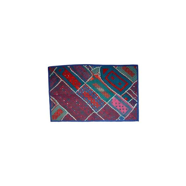Wandteppich Patchwork Rajasthan