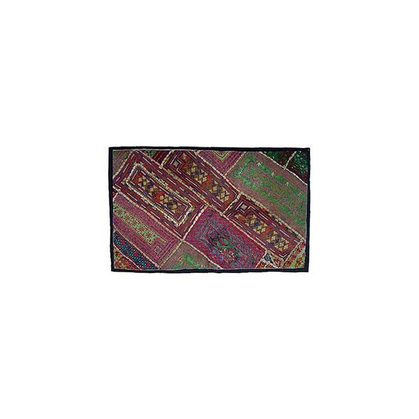 Tapestry Patchwork Rajasthan single piece wall hanging