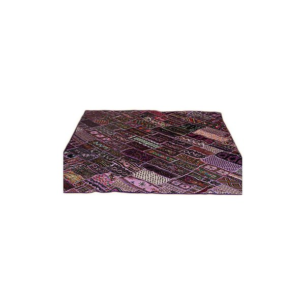 Bedspread Throw Tapestry Patchwork single piece