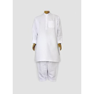 Salwar Kameez Men - White