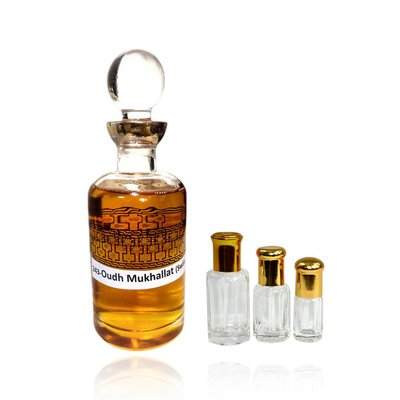 Swiss Arabian Perfume Oil Oudh Mukhallat by Swiss Arabian - Perfume free from alcohol