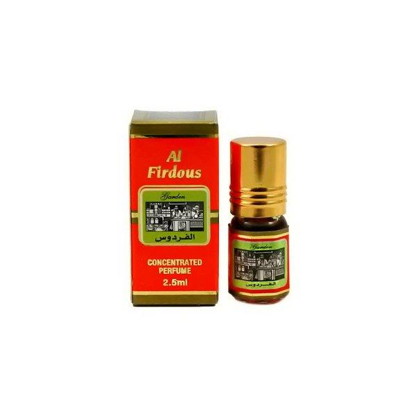 Al Fakhr Perfumes Konzentriertes Parfümöl ohne Alkohol - Al Firdous 3ml