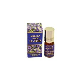 Al Fakhr Perfumes Perfume Oil Lil Araes 3ml