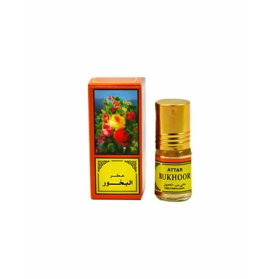 Al Fakhr Perfumes Konzentriertes Parfümöl ohne Alkohol - Attar Bukhoor 3ml