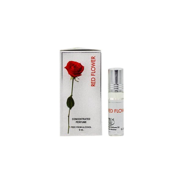 Perfume Oil Red Flower 6ml - Free from alcohol