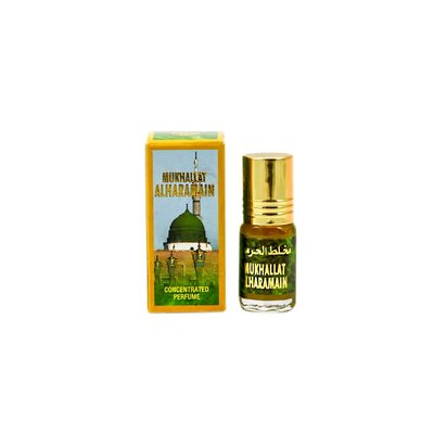 Concentrated Perfume Oil Mukhallat Al Haramain 3ml Free from alcohol
