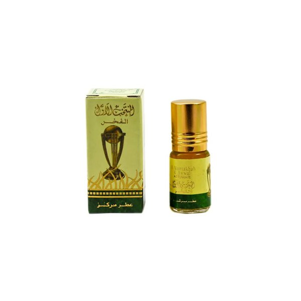Al Fakhr Perfumes Concentrated Perfume Oil Muntakhab al Awwal 3ml Free from alcohol