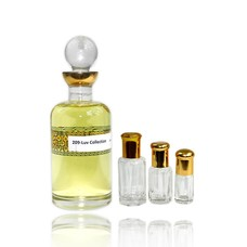 Oriental-Style Perfume Oil Luv Collection