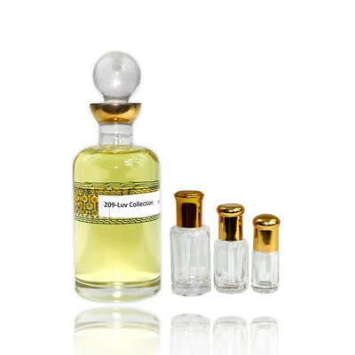 Oriental-Style Luv Collection Parfümöl - Parfüm ohne Alkohol