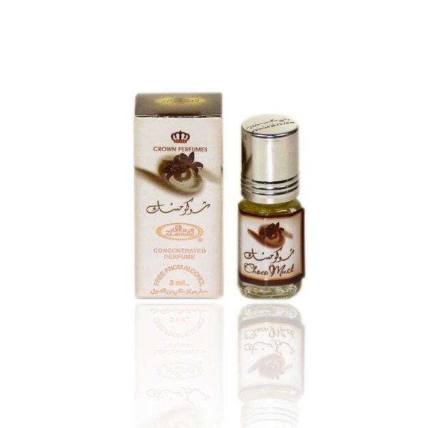 Al Rehab  Choco Musk perfume oil by Al Rehab - Free From Alcohol